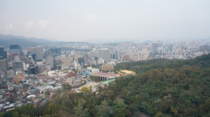 Day view from the Cable Car